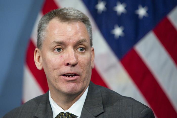 Комиссар полиции Нью-Йорка Дермот Шейнафотографии изархива без даты. (Kena Betancur/AFP via Getty Images)