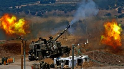 Террористы «Хезболлы» обстреляли Израиль ракетами в качестве «возмездия»