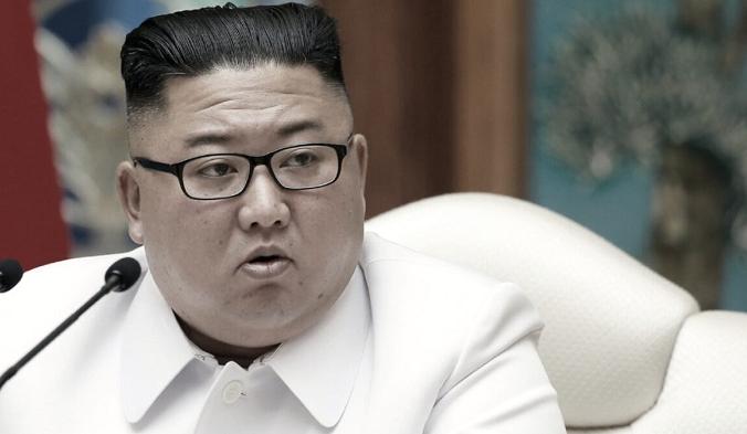 Лидер Северной Кореи Ким Чен Ын присутствует на экстренном заседании Политбюро в Пхеньяне, Северная Корея, 25 июля 2020 г. (Korean Central News Agency/Korea News Service via AP) | Epoch Times Россия