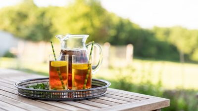 Солнечный чай — летний напиток