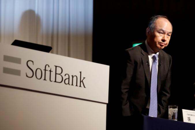 Генеральный директор японской SoftBank Group Corp Масаёши Сон на пресс-конференции в Токио, Япония, 5 ноября 2018 г. (Kim Kyung-Hoon / Reuters) | Epoch Times Россия