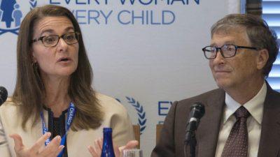 Билл Гейтс и Мелинда Френч официально разведены