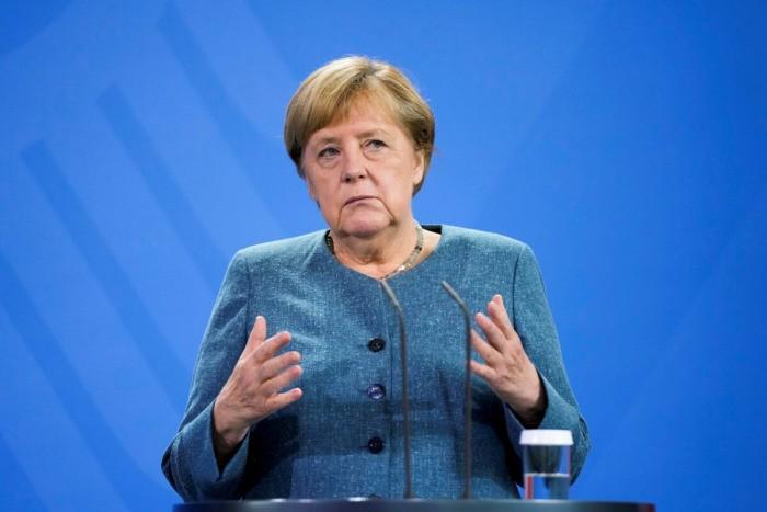 Меркель: От 10000 до 40000 человек остались в Афганистане с правом на проживание в Германии