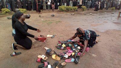 Похитители вНигерии требуют выкуп заосвобождение 80 школьников