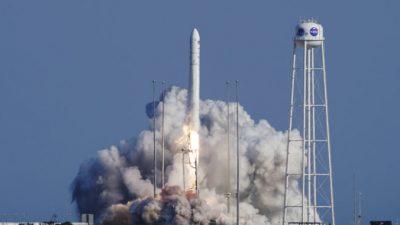 НАСA отправило пиццу семерым космонавтам МКС