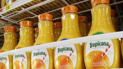 PepsiCo продаст Tropicana и другие бренды соков за $3,3 млрд
