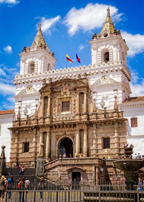 Эквадор: горы, рынки и музыка