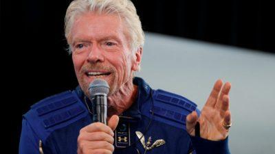 Virgin Galactic Falls: миллиардер Брэнсон продал долю капитала на сумму $300 млн