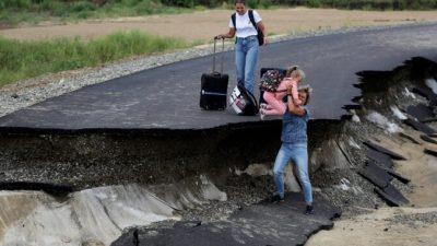 Более 1500 человек эвакуированы на юге России после проливных дождей