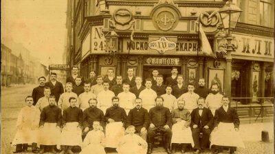 Булочные Филиппова. История знаменитой выпечки