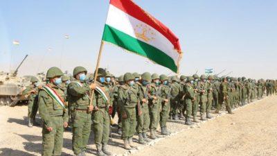 Россия демонстрирует новое оружие на учениях у границы с Афганистаном