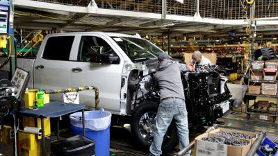 Производство электромобилей в США чревато зависимостью от Китая