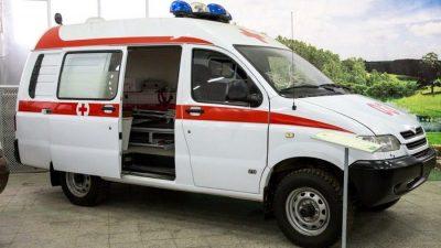 В Бурятии в карьере с высоты 3,5 м сорвался грузовик с 20 пассажирами