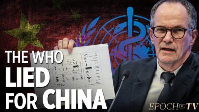 Обзор новостей Epoch TV: Китай оказывал давление на следователей ВОЗ, чтобы скрыть теорию утечки из лаборатории