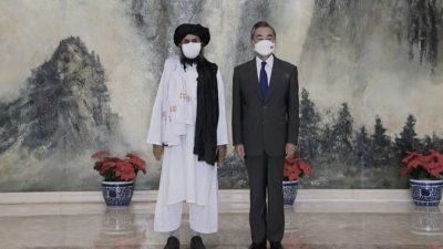 Эксперты: Китай и«Талибан» вступают в брак по расчёту