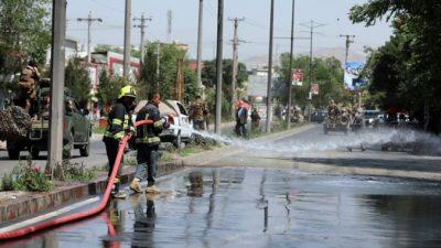 В Афганистане прошли лечение более 40000 раненых: Красный Крест