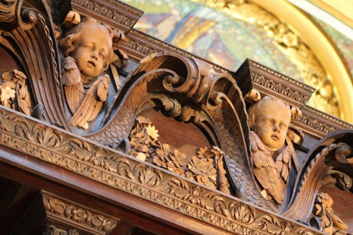 Микеланджело из дерева. Искусство Гринлинга Гиббонса