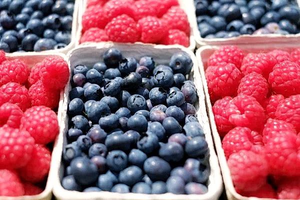 Не забываем о противовоспалительных свойствах всех ягод. (Image: Couleur via Pixabay)