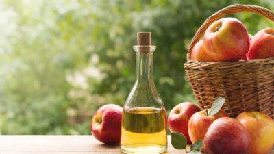 Способы применения яблочного уксуса