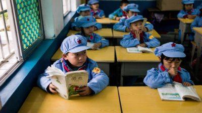 Патриотическое воспитание в Китае: школьное обучение или идеологическая обработка?