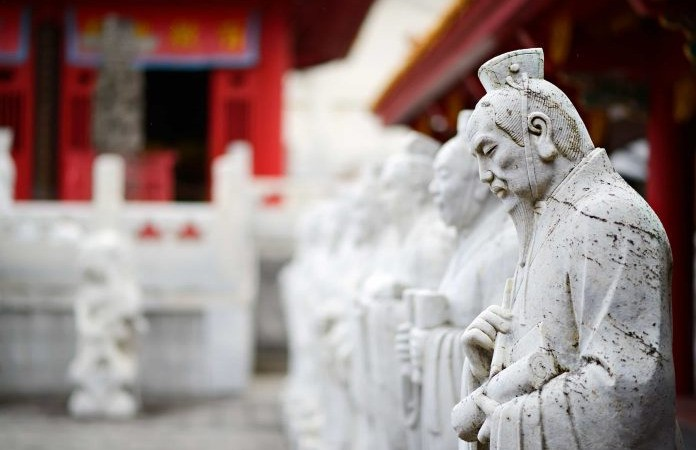 Когда Конфуций встретился с  Кун Мие, он спросил его: «Как ты думаешь, что ты приобрёл и потерял с тех пор, как стал магистратом?»  (Изображение: Шон Павон через Dreamstime)   | Epoch Times Россия