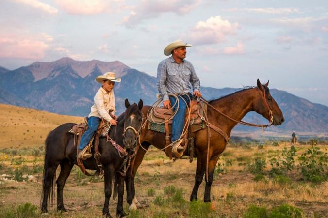«Кодекс ковбоя почитается всеми истинными ковбоями, и если нарушаете однин из них, вы перестанете быть ковбоем», — пишет Джерри Синор из Колорадо (Дайан Дидерих / Shutterstock) | Epoch Times Россия