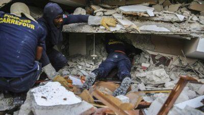 Число погибших в результате землетрясения на Гаити увеличилось до 1297