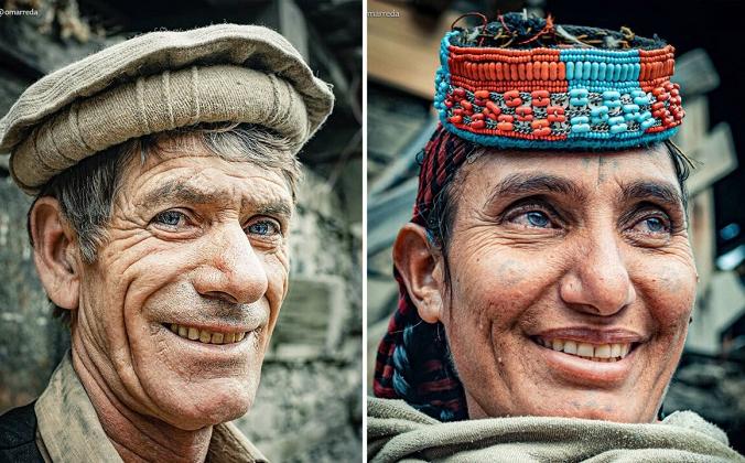 Ливанский фотографОмар Реда. (Изображение <a href=