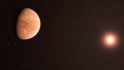 Соседняя планетная система может иметь подходящие условия для жизни