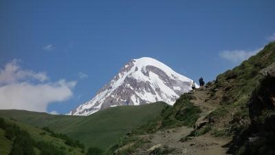 Три гражданина Украины попали под лавину в Северной Осетии