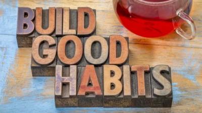 Хорошие привычки влияют на результат вашей жизни