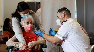 Большинство госпитализированных пациентов с COVID-19 в Израиле полностью вакцинированы