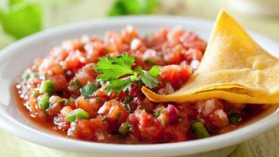 Рецепт полезной ферментированной сальсы