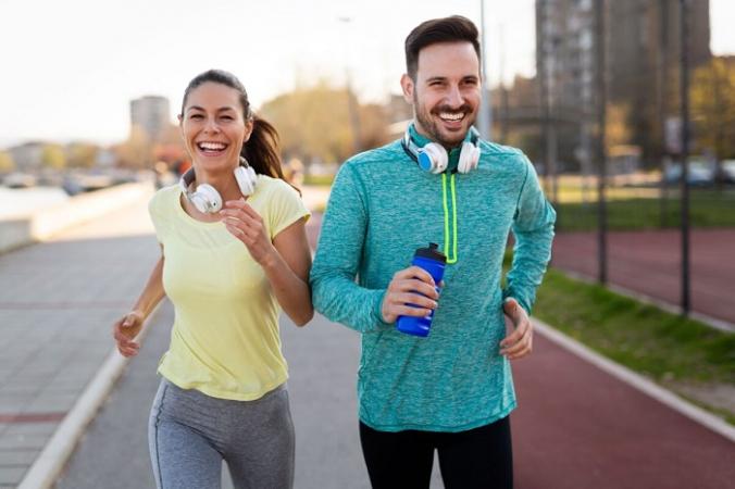 У людей с низким уровнем физической подготовки вероятность тревожности на 60% выше (NDAB Creativity / Shutterstock)   Epoch Times Россия