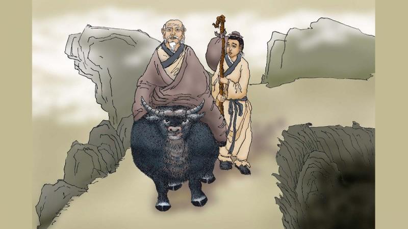 Говорят, что у Лао-цзы был слуга по имени Сюй Цзя, который служил ему более 200 лет. (Сунь Минго / Великая Эпоха)  | Epoch Times Россия