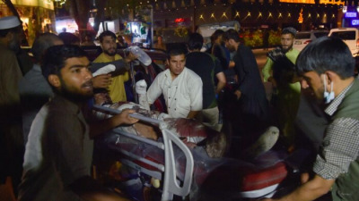 Взрывы в Кабуле привели к многочисленным жертвам