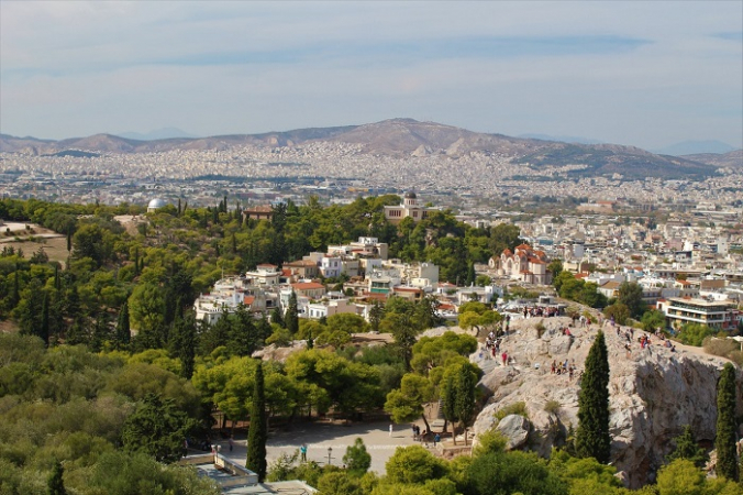 Греция. Фото: Howard Herdi/pexels.com / License | Epoch Times Россия