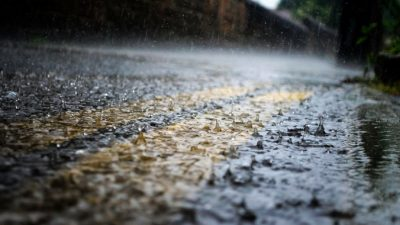 В Геленджике выпала четырёхмесячная норма осадков