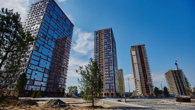 Аналитики: В России снижаются цены на первичное жильё