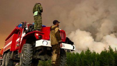 Концентрация вредных веществ в воздухе Якутска превышена почти в 20 раз