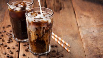 Как приготовить идеальный холодный кофе со льдом