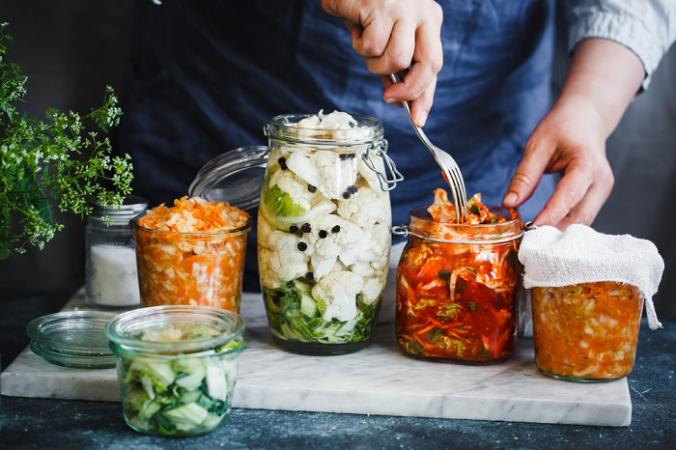 Ферментация - один из древнейших методов сохранения пищи. (Казаниса / Shutterstock)   Epoch Times Россия