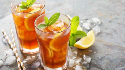 Как приготовить чай со льдом по рецепту моей свекрови