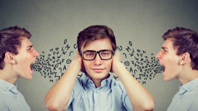 Как заглушить голос в голове