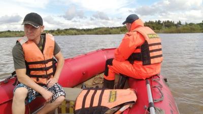 Спасатели и пожарные Хабаровского края контролируют подтопленные территории