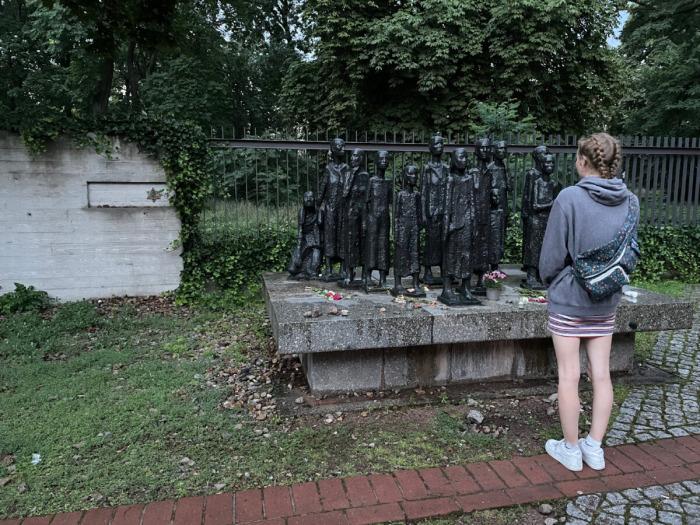Путешествие в прошлое и настоящее Берлина