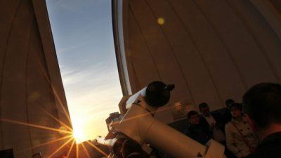 Новый солнечный телескоп на Гавайях откроют через 3 месяца
