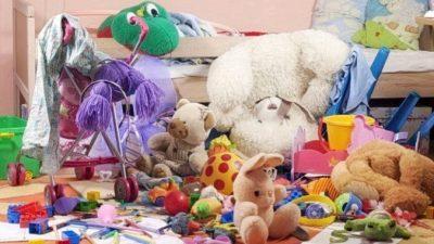 Почему не стоит баловать детей игрушками