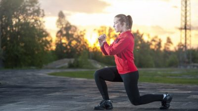 Упражнения для активного отдыха