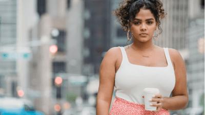 Как модно одеться полной женщине?